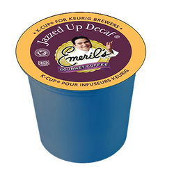Emeril's Jazzed Up Decaffeinated Coffee