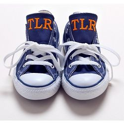 Personalized Converse Kid's Sneakers
