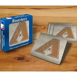 Arizona Diamondbacks Boaster Coasters