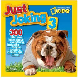 National Geographic Kids Just Joking 3 Book