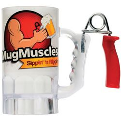 MugMuscles Beer Mug