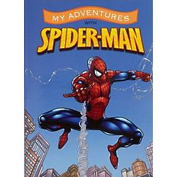 Personalized Spiderman Large Story Book