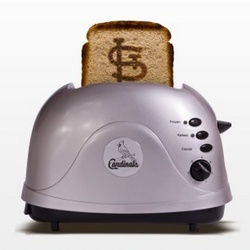 MLB St. Louis Cardinals Toaster