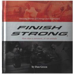 Finish Strong Amazing Stories Book