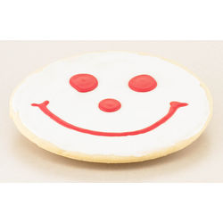 12 Inch Big Smiley Sugar Cookie