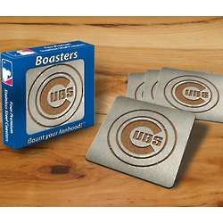 Chicago Cubs Boaster Coasters