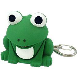 Frog Keychain with Sound