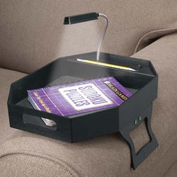 Armrest Coffee Tray with LED Light