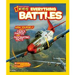 Kid's Everything Battles Book