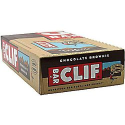 Chocolate Brownie Clif Bars