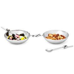 Knot Appetizer Bowls