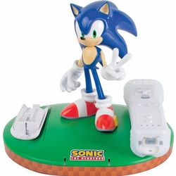 Sonic the Hedgehog Figure Inductive Charger For Nintendo Wii