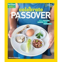 Celebrate Passover - Holidays Around the World Book