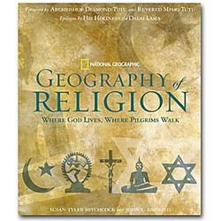 Geography of Religion Softcover Book
