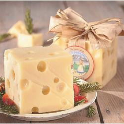 Premium Aged Swiss Cheese