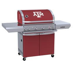 Texas A & M Aggies Team Grill Patio Series MVP Gas Grill