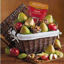 Applegate Classic Seasonal Fruit Gift Basket