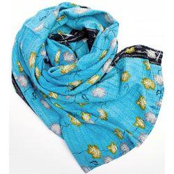 Recycled Sari Throw Blanket