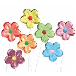 Flower Twinkle Pops in Assorted Flavors