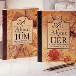 All About Him and All About Her Couple's Books