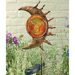 Luna Solar Garden Stake Light