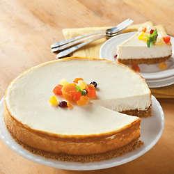 New York Style Signature Cheesecake