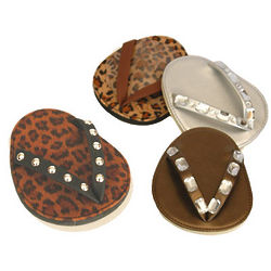 Bling Flip Flop Coasters