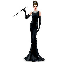 Breakfast At Tiffany's Ultimate Little Black Dress Figurine
