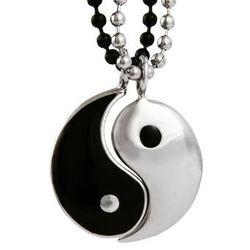 Yin Yang Friendship Pendant