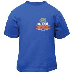 Youth's Florida Gators All Sport National Champs T-Shirt
