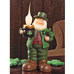 Leprechaun Candle Lamp