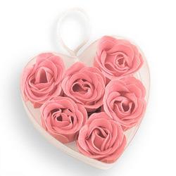 Fragrant Pink Bath Roses