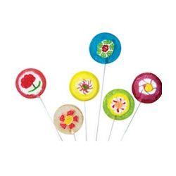 Groovy Flower Twinkle Pops