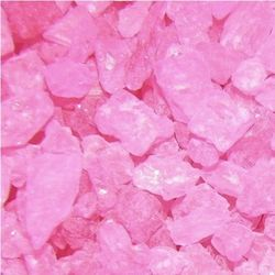 Pink Cherry Rock Candy Crystals
