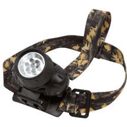 Camo LED Headlamp