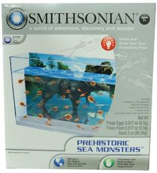 Smithsonian Prehistroic Sea Monster