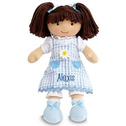 Personalized Hispanic Little Sister Doll