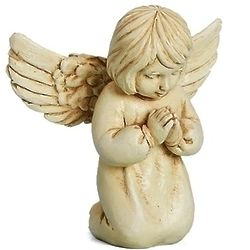 "2.5"" Worry Angel Fingurine"