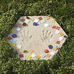 Hexagon Stepping Stone