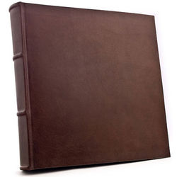 18x18 Silk Lined Italian Leather Limited Edition Photo Album