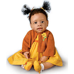 Imani Musical Religious African-American Baby Doll