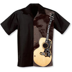 Elvis Presley Guitar Camp Shirt