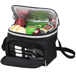 Insulated Lunch Box for One