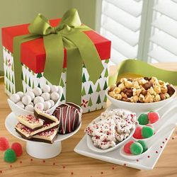 Mistletoe Christmas Gift Box