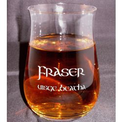 Crystal Single Malt Scotch Glass