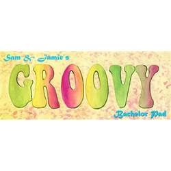 Groovy Personalized Print
