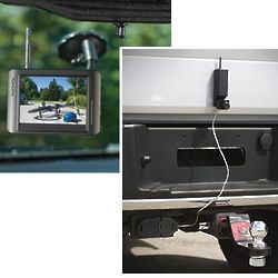 Master Lock Hitch Camera