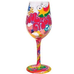 Soul Mate Wine Glass