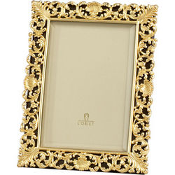 Gold Plated Antique Frame