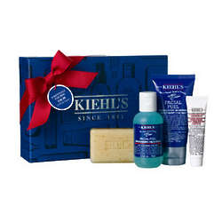 Kiehl's Essentials For Him Skincare